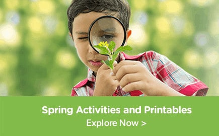 LeapFrog SG-Spring Activities and Printables