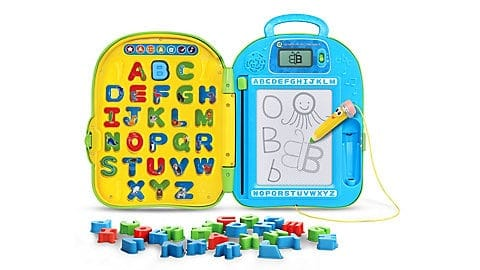 LeapFrog SG-Go-With-Me ABC Backpack