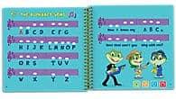LeapFrog SG-LeapStart Alphabet Adventures With Music-Details 4