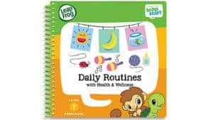 LeapFrog SG-LeapStart-Daily Routines With Health and Wellness