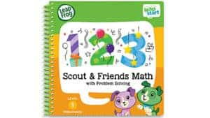 LeapFrog SG-LeapStart Scout and Friends Math with problem solving