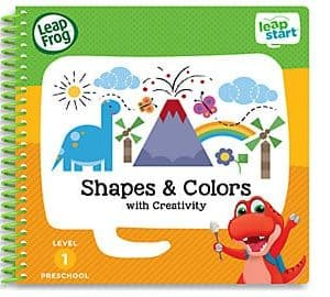 LeapFrog SG-LeapStart Shapes and Colors With Creativity
