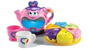 LeapFrog SG-Musical Rainbow Tea Party