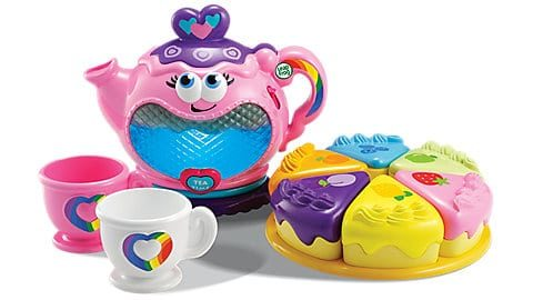 LeapFrog SG-Musical Rainbow Tea Party