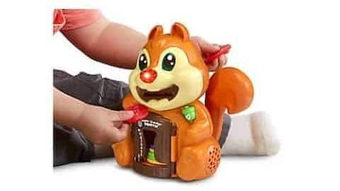 LeapFrog SG-Number Crunchin Squirrel
