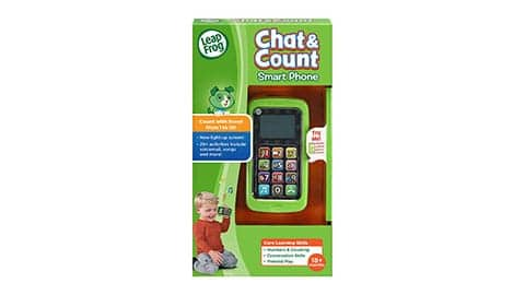 Chat and Count Smart Phone
