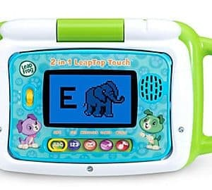 LeapFrog SG-2-in-1 LeapTop Touch-Green 1