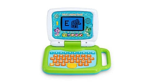 LeapFrog SG-2-in-1 LeapTop Touch-Green 2