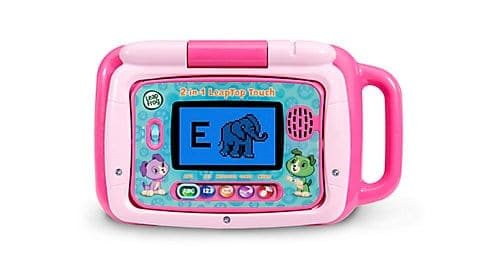 LeapFrog SG-2-in-1 LeapTop Touch-Pink 1