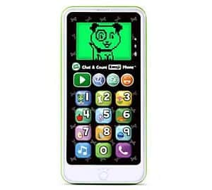 LeapFrog SG-Chat and Count Emoji Green Phone 1