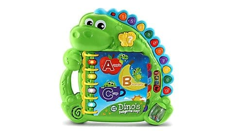 LeapFrog SG-Dinos Delightful Day Book 1