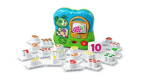 LeapFrog SG-Fridge Numbers Magnetic Set 2