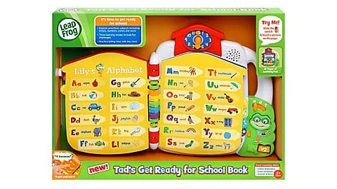 LeapFrog SG-Get Ready For School Book 5