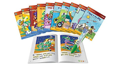 LeapFrog SG-LeapReader Learn to Read Bundle 1