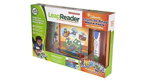 LeapFrog SG-LeapReader Learn to Read Bundle 3
