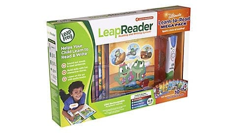 LeapFrog SG-LeapReader Learn to Read Bundle 4