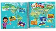 LeapFrog SG-LeapStart Kids' World Atlas with Global Awareness-Details 2