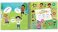 LeapFrog SG-LeapStart Kids' World Atlas with Global Awareness-Details 4