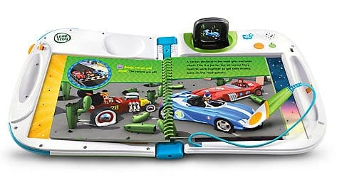 LeapFrog SG-LeapStart Mickey and the Roadster Racers Pit Crews to the Rescue 4