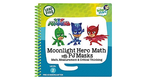 LeapFrog SG-LeapStart Moonlight Hero Math with PJ Masks 1