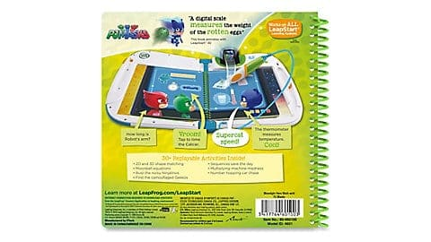 LeapFrog SG-LeapStart Moonlight Hero Math with PJ Masks 2