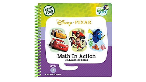 LeapFrog SG-LeapStart Pixar Pals Math in Action 1