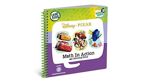 LeapFrog SG-LeapStart Pixar Pals Math in Action 2