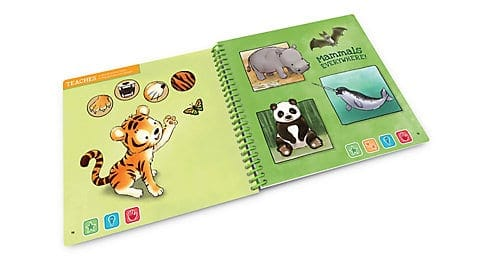 LeapFrog SG-LeapStart Pre-School The World of Baby Animals 4
