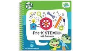 LeapFrog SG-LeapStart Preschool STEM with Teamwork 1