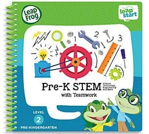 LeapFrog SG-LeapStart Preschool STEM with Teamwork 1