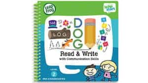 LeapFrog SG-LeapStart Read and Write with Communication Skills 1