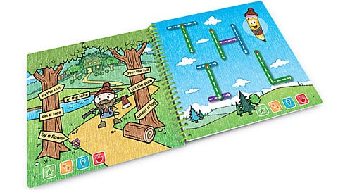 LeapFrog SG-LeapStart Read and Write with Communication Skills 4