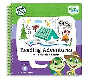 LeapFrog SG-LeapStart Reading Adventures with Health and Safety 1