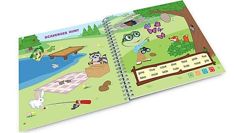 LeapFrog SG-LeapStart Reading Adventures with Health and Safety 3
