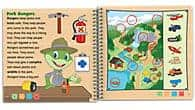 LeapFrog SG-LeapStart Reading Adventures with Health and Safety-Details 5