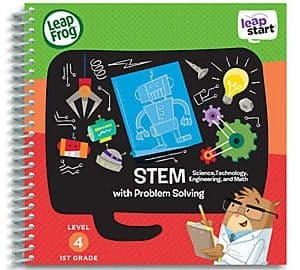 LeapFrog SG-LeapStart STEM (Science, Technology, Engineering and Math) with Problem Solving 1