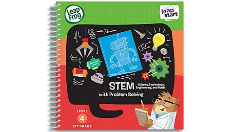 LeapFrog SG-LeapStart STEM (Science, Technology, Engineering and Math) with Problem Solving 5