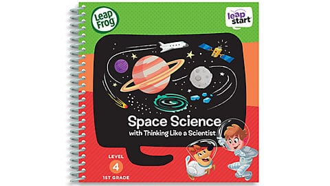 LeapFrog SG-LeapStart Space Science with Thinking Like a Scientist 1