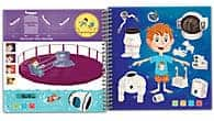 LeapFrog SG-LeapStart Space Science with Thinking Like a Scientist-Details 3