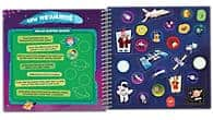 LeapFrog SG-LeapStart Space Science with Thinking Like a Scientist-Details 7