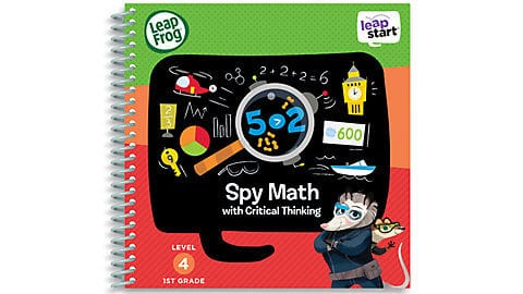LeapFrog SG-LeapStart Spy Math with Critical Thinking 1