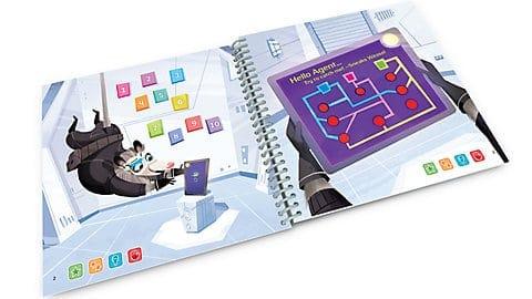 LeapFrog SG-LeapStart Spy Math with Critical Thinking 3