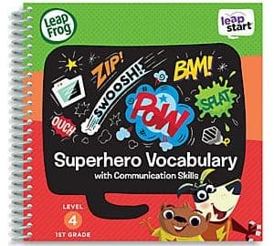 LeapFrog SG-LeapStart Superhero Vocabulary with Communication Skills 1