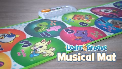 LeapFrog SG-Learn and Groove Musical Mat-Video