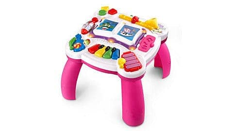 LeapFrog SG-Learn and Groove Musical Table Activity Center 1