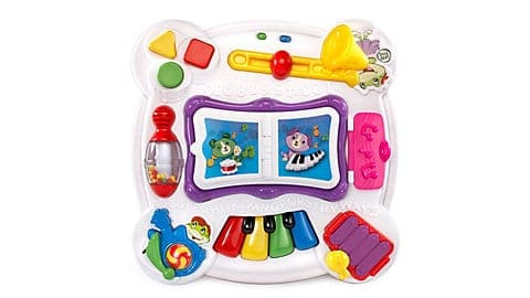 LeapFrog SG-Learn and Groove Musical Table Activity Center 2