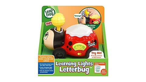 LeapFrog SG-Learning Lights Letterbug 5