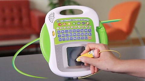 LeapFrog SG-Mr. Pencil's Scribble and Write-Video