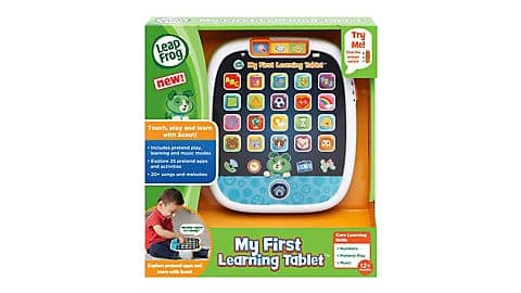 LeapFrog SG-My First Learning Tablet 2
