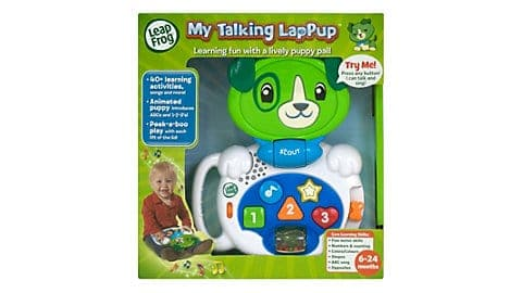 LeapFrog SG-My Talking LapPup 2